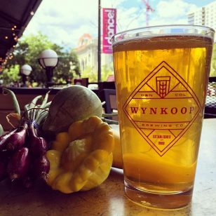 Because we happen to think farmers are pretty badass... $1 all beer with any market purchase. #saturday #wynkoopbrews #stateofcraftbeer #unionstationfarmersmarket #denver #drinklocalbeer #lodo #summer16 #downtowndenver #beer #wynkoop