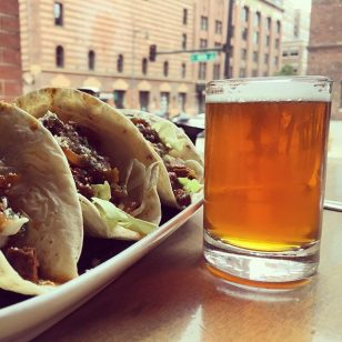 Did you know... Every Taco Tuesday, tiny craft beer tasters flow and all is right with the world? Did you? Either way -- get your free tiny pour with our Taco Tuesday special today and every Tuesday! #free #tinypour #craftbeer #tacotuesday #denvereats #brewpub #denver #stateofcraftbeer