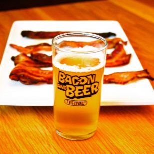 Fans of bacon + beer + instagram: we've got something special for you... We're giving away a Two Parts Bacon & Beer VIP pass! Win and you'll be taking over Wynkoop's social media VIP style at Denver's premier bacon 'n beer fest. ➖➖➖➖➖➖➖➖➖➖➖➖➖➖➖ 🐖 We'll choose one lucky winner to join Team Wynkoop as our honorary social media 'correspondent' for the day. You'll receive one VIP ticket, a Wynkoop t-shirt, and VIP access to 30+ local restaurants and breweries. Oh and not to mention, you'll be running the social media show for Denver's OG brewpub. ➖➖➖➖➖➖➖➖➖➖➖➖➖➖➖ 🍻 LIKE AND TAG A FRIEND to throw your hat in the ring, winner to be announced Wednesday, November 2nd! #WynkoopBrews #twoparts #denver #craftbeer #brewpub #baconandbeer #beerfest
