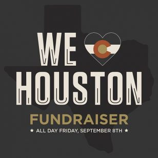 ALL DAY FRIDAY, SEPTEMBER 8TH 20% of all proceeds will be donated to the American Red Cross with the goal of reaching a $10,000 donation.  Also, to help meet our goal we're selling $5 RAFFLE TICKETS for your chance to WIN AMAZING PRIZES.
