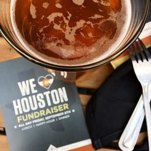 10K or bust. Join us for Hurricane Harvey Relief fundraiser going on all day today! Tons of buzz worthy prizes including GABF tix and more. 20% of all proceeds to American Red Cross Hurricane Harvey Relief.