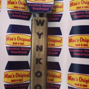WYNKOOP RELEASES BOURBON BARREL QUAD FOR MOE'S ORIGINAL BBQ