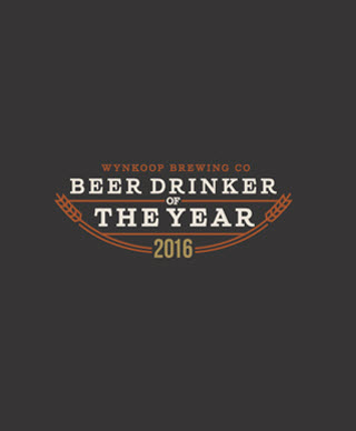 WYNKOOP BREWING CO BEER DRINKER OF THE YEAR 2016