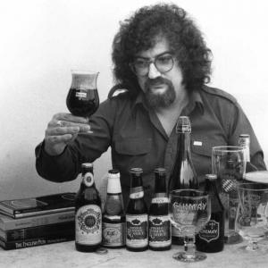 Michael Jackson, beer critic, photo credit to tomacitelli.com